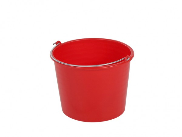 Emmer 12 liter - normal duty - rood