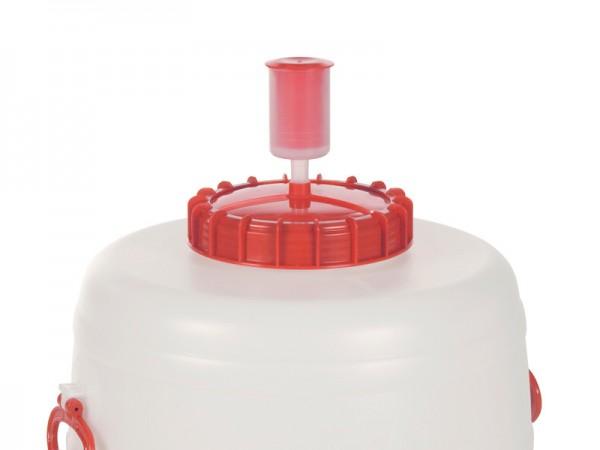 Ontluchtingsventiel - voor kunststof vaten met opening Ø 200 mm