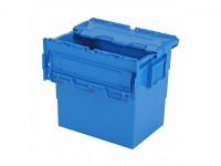 Distributiebak 400x300xH365mm - blauw 30.435.D1