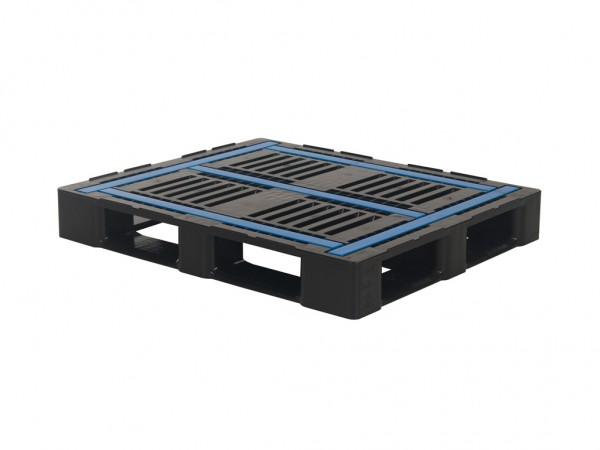 Kunststof ISO pallet CR3-5 ECO - 1200x1000mm