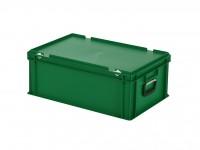 Koffer - 600x400xH235mm - groen 30.622.KO.8
