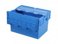 Distributiebak 600x400xH365mm - blauw 30.635.D1
