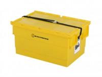 Batterijbox - 600 x 400 x H300 mm - Geel 1311.851.626.UN
